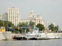 Причал Киевский